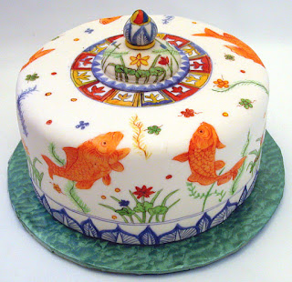 Chinese Cake Photos