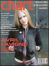 Revista Chart 2002
