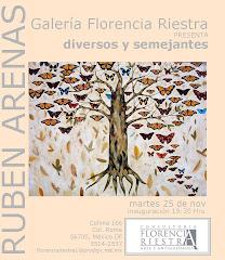Galería Florencia Riestra invita