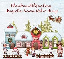 Magnolia-licious Christmas All Year Long