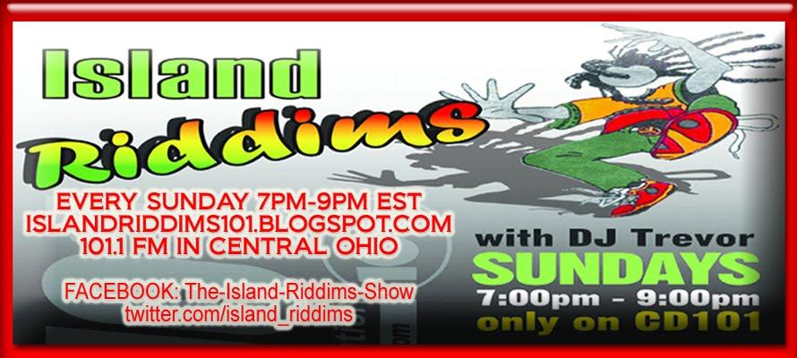 ISLAND RIDDIMS 101