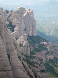 Monterrat - Foto a media montaña