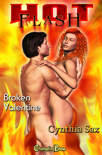 Broken Valentine by Cynthia Sax