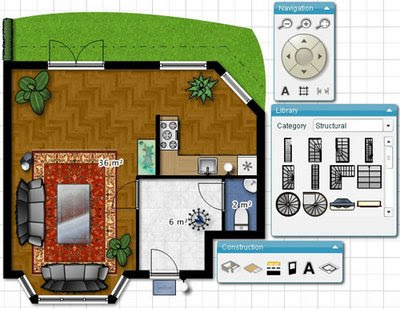 Create Your Own Floor Plans with FloorPlanner - Information Madness