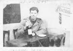In Brussels Belgium 1945