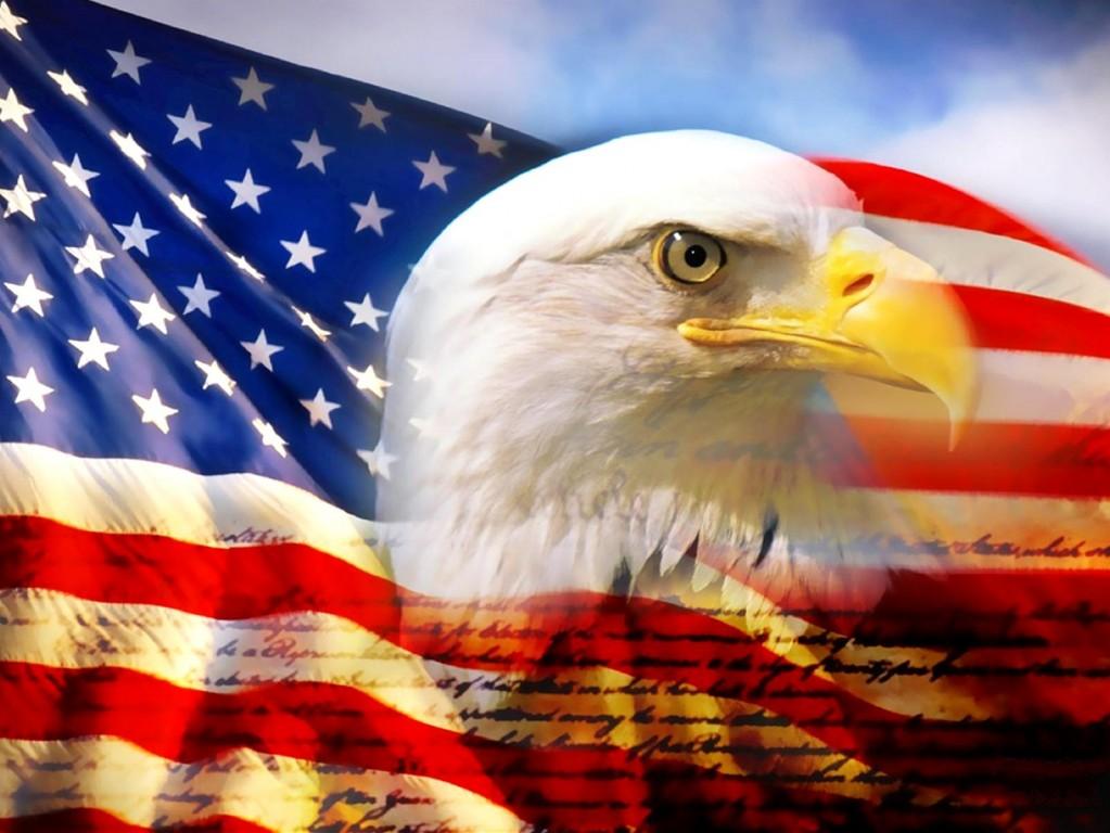 american flag eagle. american flag eagle. american