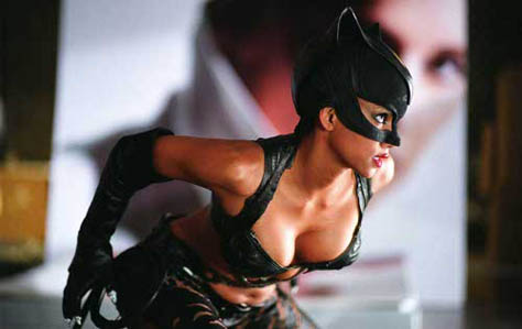 Halle Berry Catwoman Hot. Halle Berry as Catwoman in