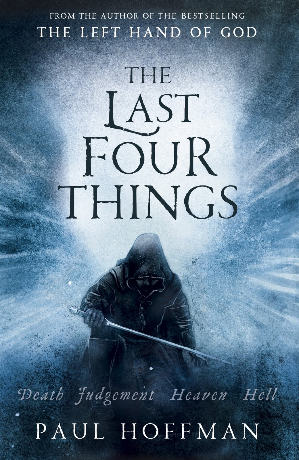 Book Cover Fantasy Quotes : Fantasy book critic quot the last four things by paul