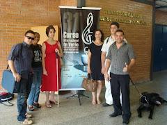 31º CURSO INTERNACIONAL DE VERÃO - MUSICOGRAFIA BRAILLE - Escola de Música de Brasília 2009