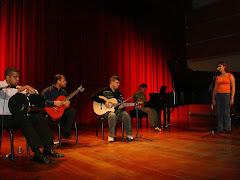 I ENCONTRO DE MUSICOGRAFIA BRAILLE - UNESP 2010