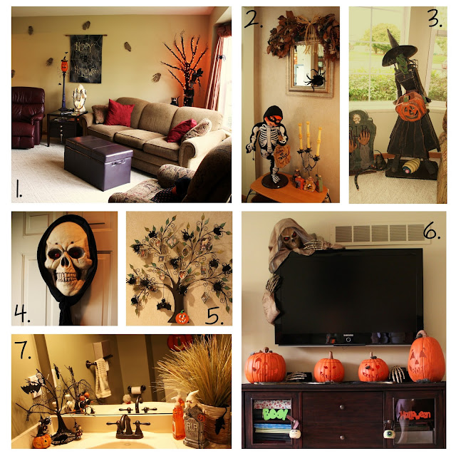Decorating Ideas > Bits Of Paper Halloween Decor, Wellsome Of It! ~ 072952_Easy Halloween Decoration Ideas 2015