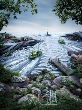 Fishscape - Carl Warner