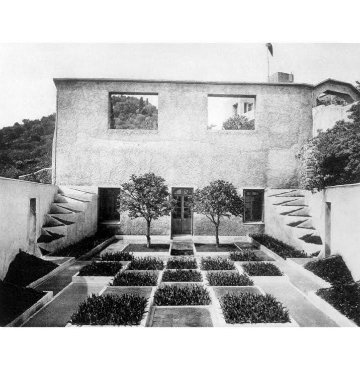 Multiples estrategias de arquitectura jardiner a cubista - Cubismo arquitectura ...
