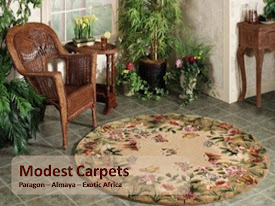 MODEST CARPETS