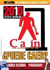 CENSURAN A LA REVISTA 2010, QUÉ LES PASA, ¿ESTÁN NERVIOSOS?