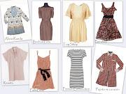La revista Glamour propone para esta temporada 50 vestidos que apuntan alto . vestidos