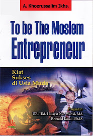 To be The Moslem Entrepreneur
