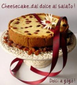 cheese cake allo speck