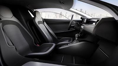 Volkswagen XL1 Hybrid Concept Car