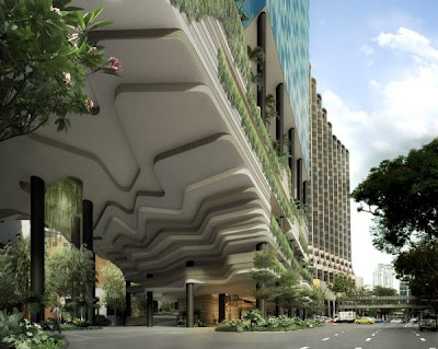 Eco Design – New Heights with Vertical Park Hotel