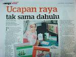 FEATURED IN UTUSAN MALAYSIA - MEGA