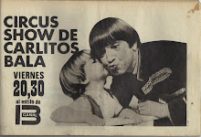 El Circus Show de Carlitos Balá.
