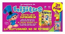 Pack 2 - Las Aventuras de Hijitus