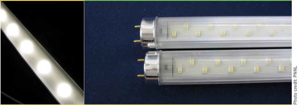 Iluminar lleg la hora de sustituir tubos fluorescentes for Sustituir tubo fluorescente por led