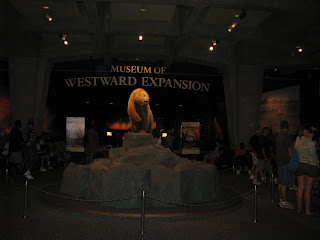 Museum of Westward Expansion, Gateway Arch, St. Louis