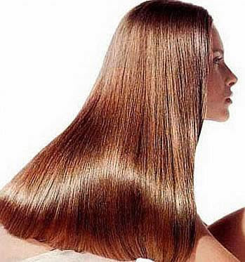 Hidratação cabelos