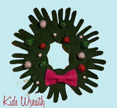 wreathblog Gyerekekkel könnyedén elkészíthető Karácsonyi koszorúk