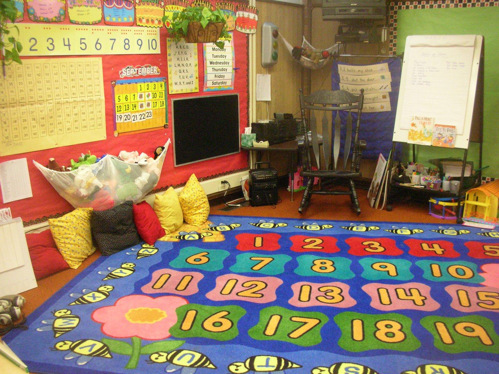 Kindergarten Kids: Calendar Time in Kindergarten