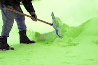 Green Snow Job