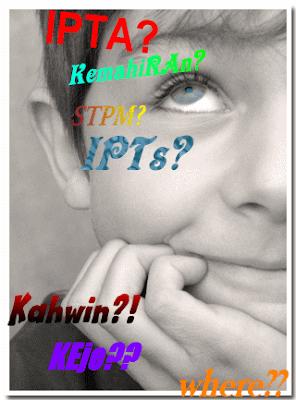 Hala Tuju Pelajar Lepasan SPM
