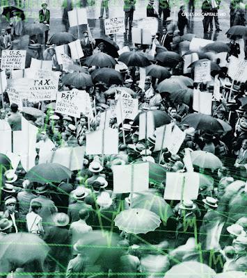 Geografia hoje histria do capitalismo multido de investidores reunidos do lado de fora do banco dos estados unidos aps anunciar falncia em 1931 fandeluxe Images