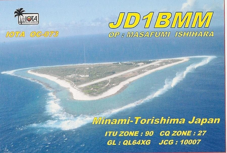 Minami Torishima