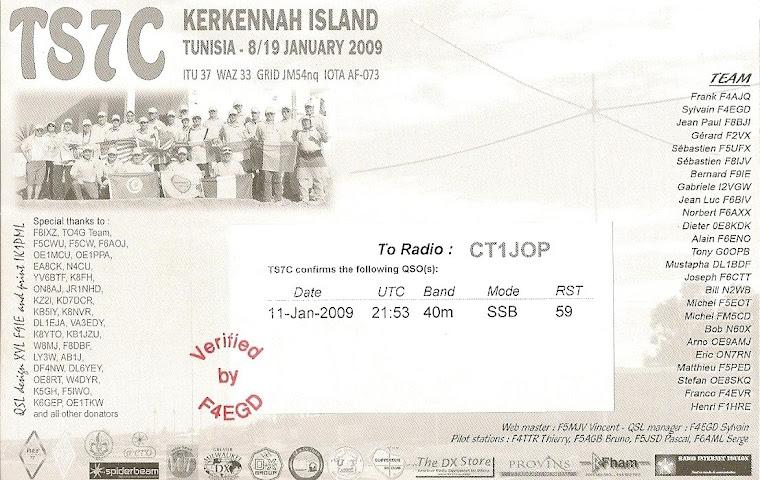 Kerkennah Island Tunisia