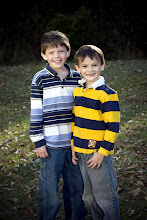 Isaac and Evan