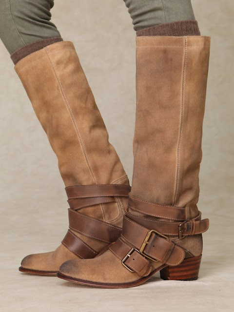 fashion boots trends