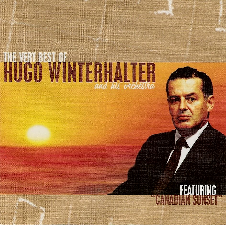 Hugo Winterhalter Orchestra Hugo Winterhalter And His Orchestra With Eddie Heywood Classical Gas