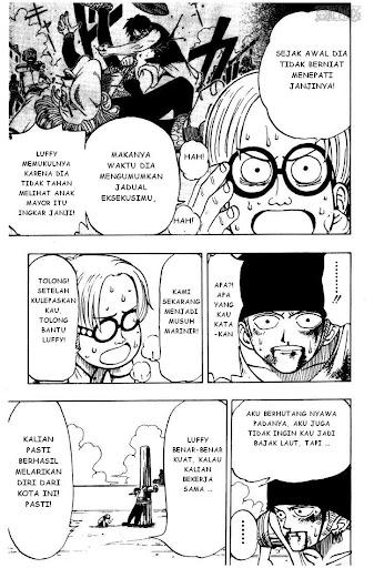 Baca Manga, Baca Komik, One Piece Chapter 5, One Piece 5 Bahasa Indonesia, One Piece 5 Online