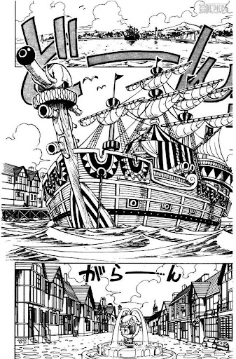 Baca Manga, Baca Komik, One Piece Chapter 8, One Piece 8 Bahasa Indonesia, One Piece 8 Online