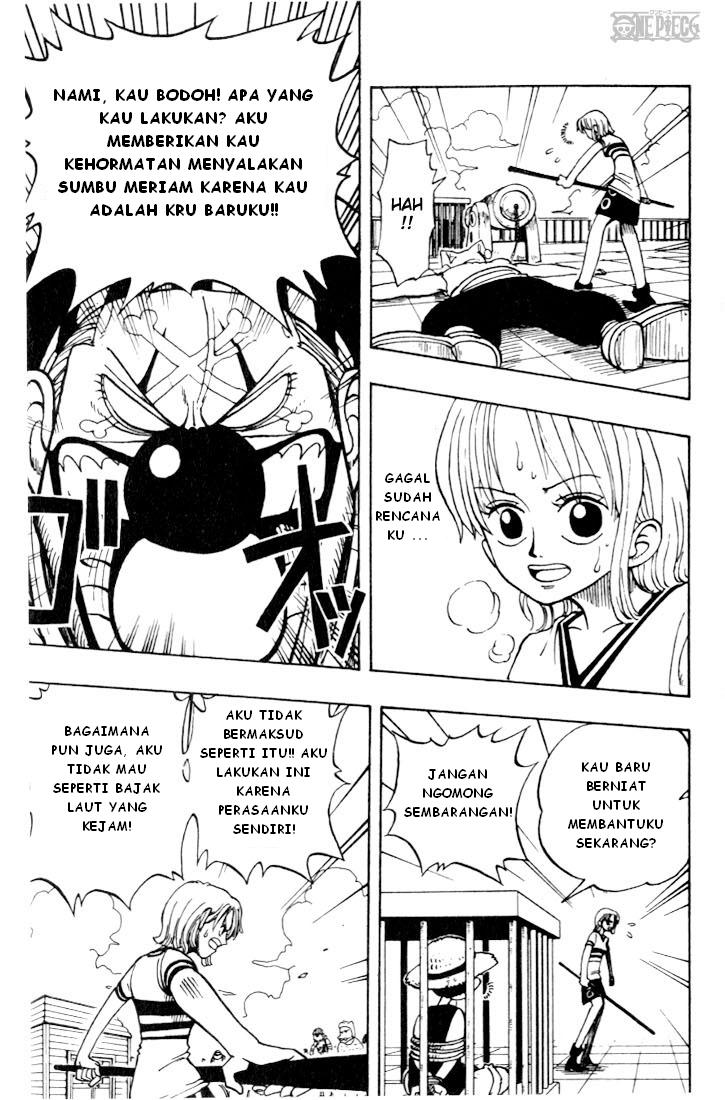 Baca Manga, Baca Komik, One Piece Chapter 10, One Piece 10 Bahasa Indonesia, One Piece 10 Online