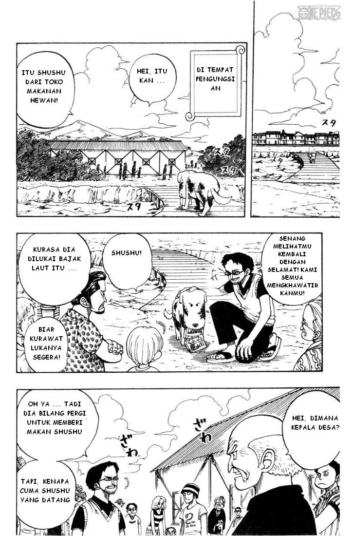 Baca Manga, Baca Komik, One Piece Chapter 14, One Piece 14 Bahasa Indonesia, One Piece 14 Online