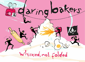 Proud member of the Daring Bakers