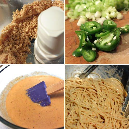 lisa is cooking: Peanut Noodle Salad