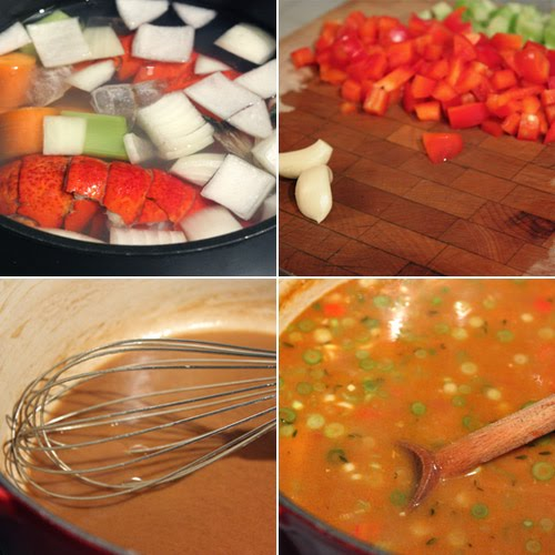 lisa is cooking: Shrimp and Lobster Etouffee