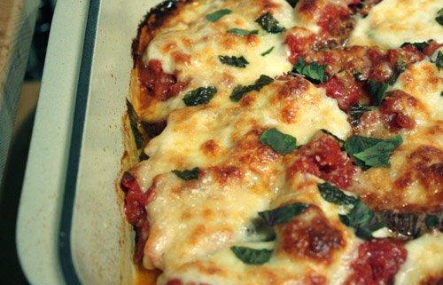 ... eggplant parmesan grilled eggplant parmesan the best eggplant parmesan