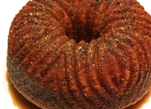 Best Bermuda Rum Cake