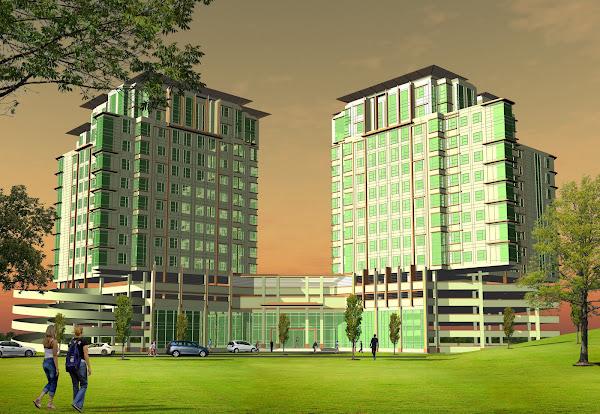 HUKM extension project, Kuala Lumpur